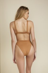 seamless caramel bottom back